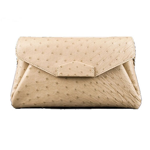 Real exotic fashion high quality genuine crocodile leather clutch bag