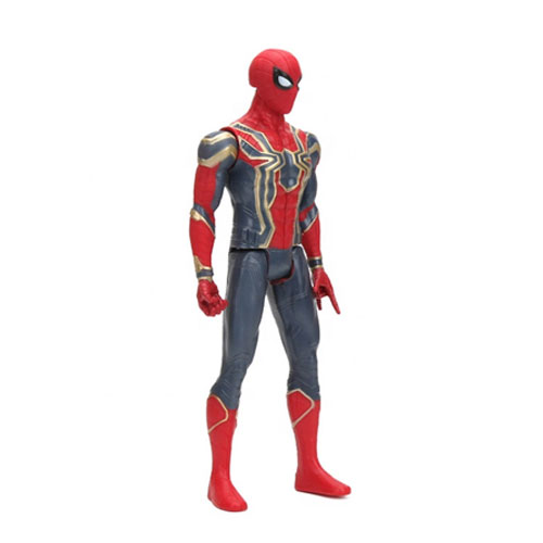 Customized Spider-man Articulation moving Action Figure