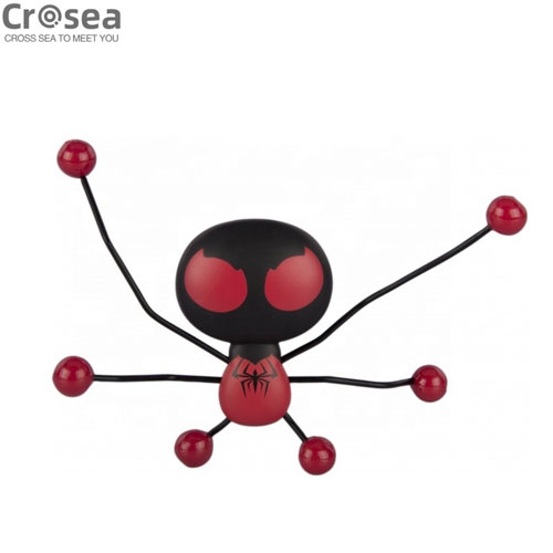 Custom Made Your Sticky Rubber Crab Wall Toys