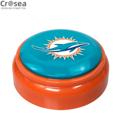 NFL Record Message Button Recordable Music Button Voice Recorder Button